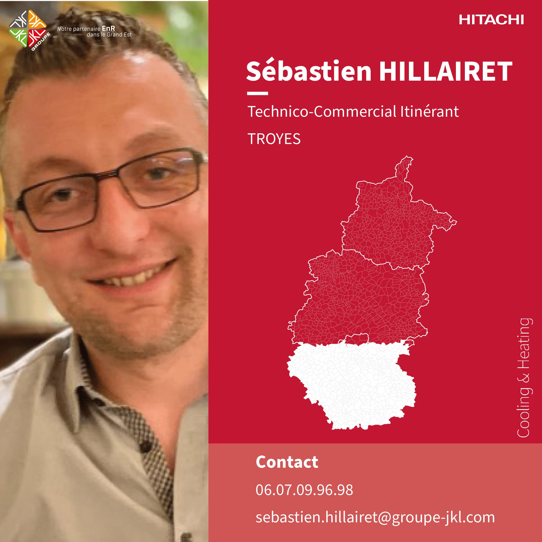 Sebastien Hillairet